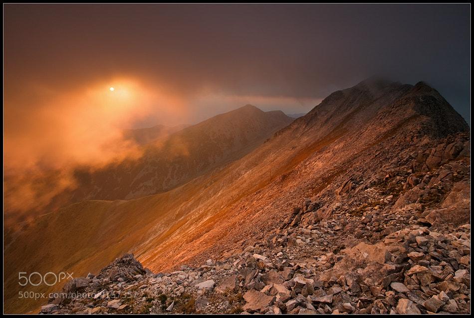 Photograph Sunset over Pirin mountain by Ivan  Miladinov on 500px