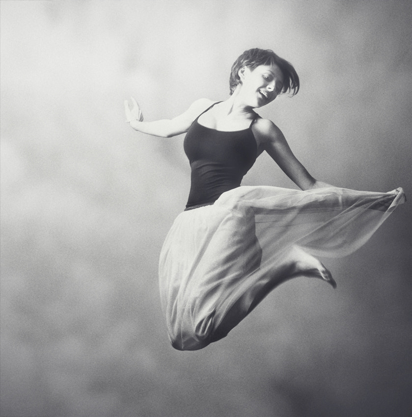 Photograph Ballerina by Zachar Rise on 500px