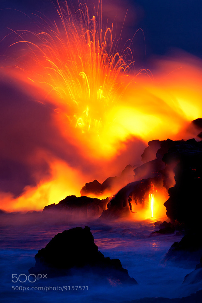 Photograph Midnight Fury by Bruce Omori on 500px