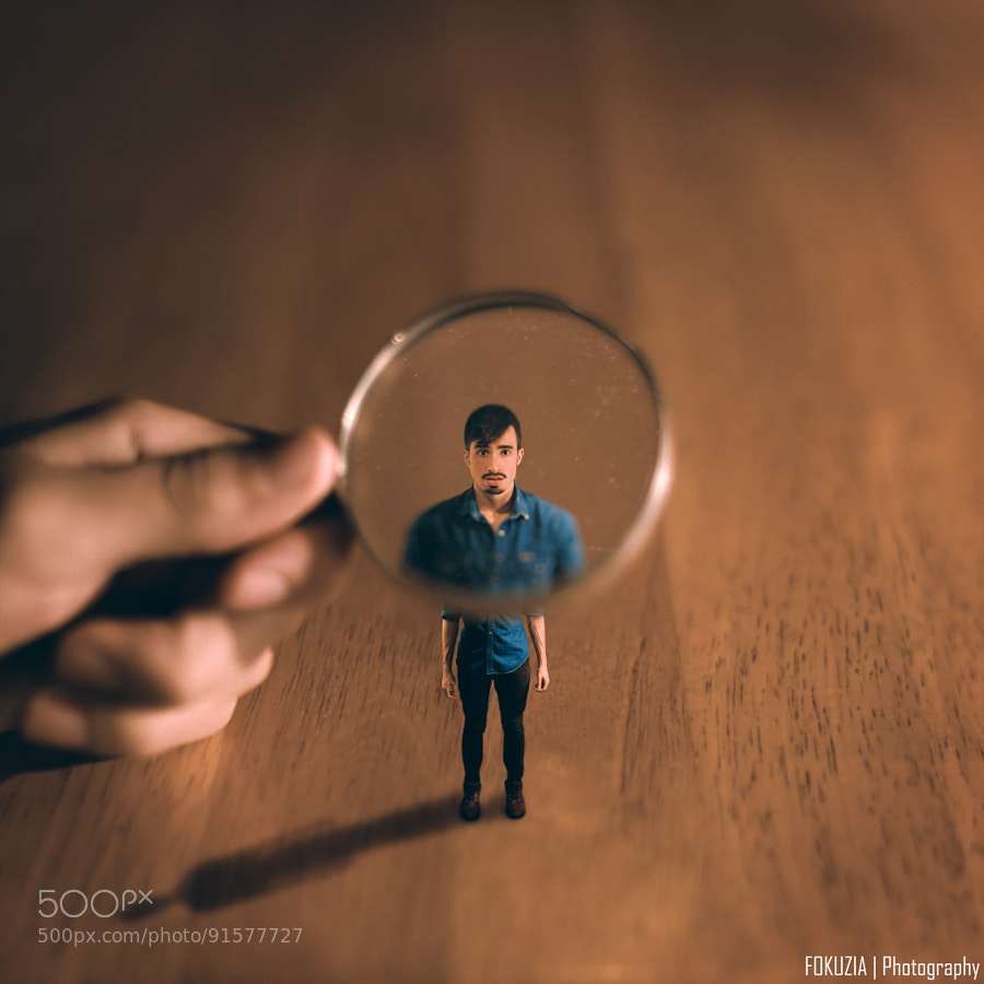 "Photograph Miniatugraphy #1: ""Undiscovered"" by Fokuzia  Photography on 500px"