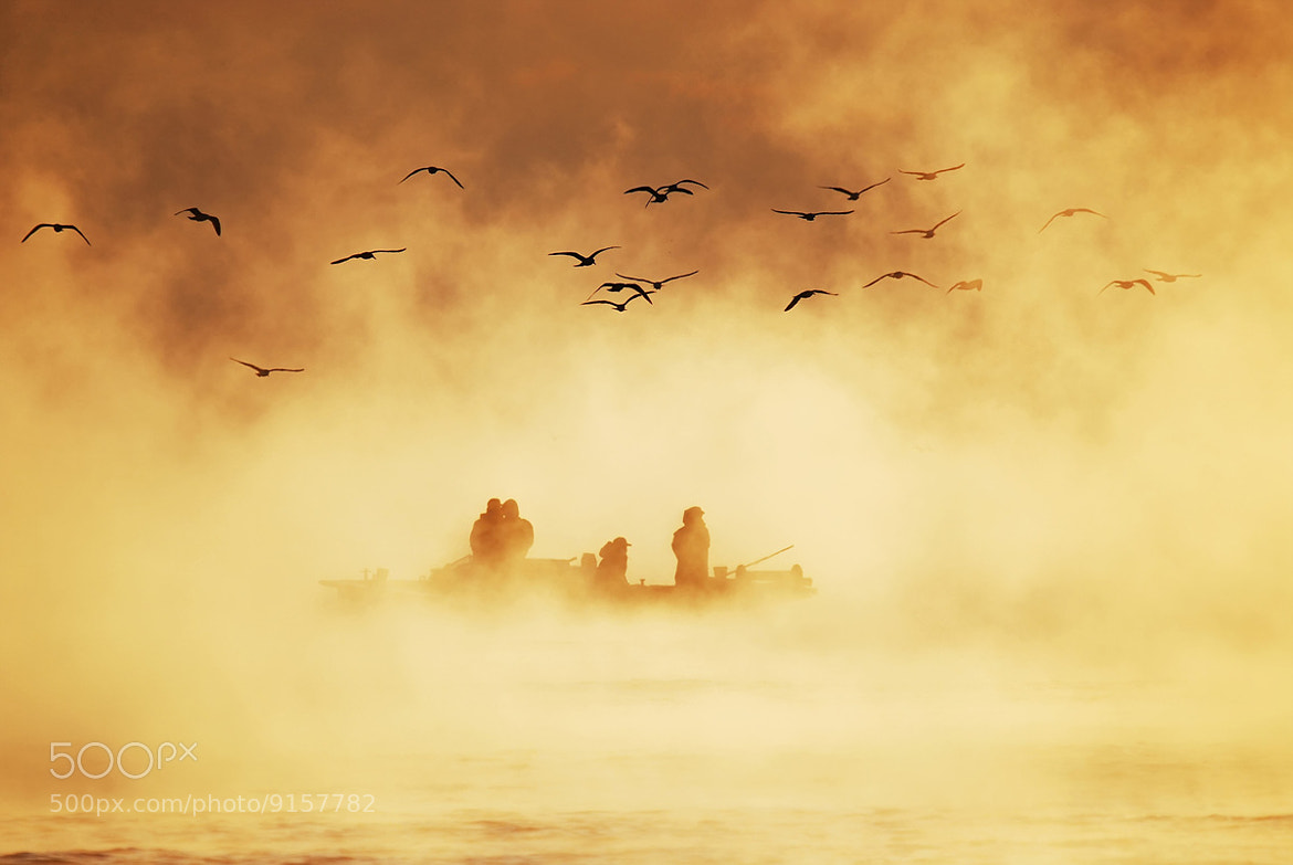 Photograph foggy by k. see on 500px