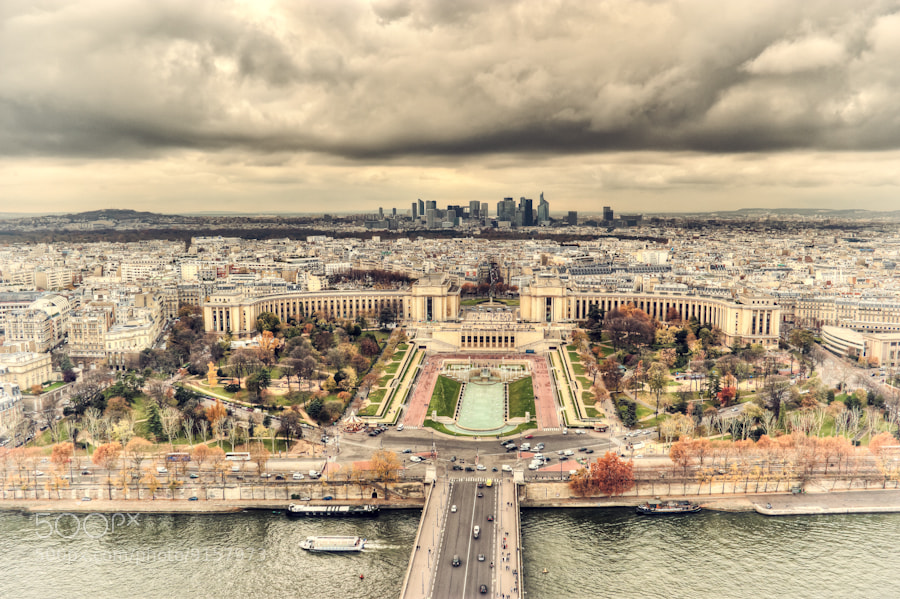 Photograph Autumn in Paris by Max Vysota on 500px