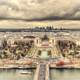 Autumn in Paris by Max Vysota (vysota)) on 500px.com