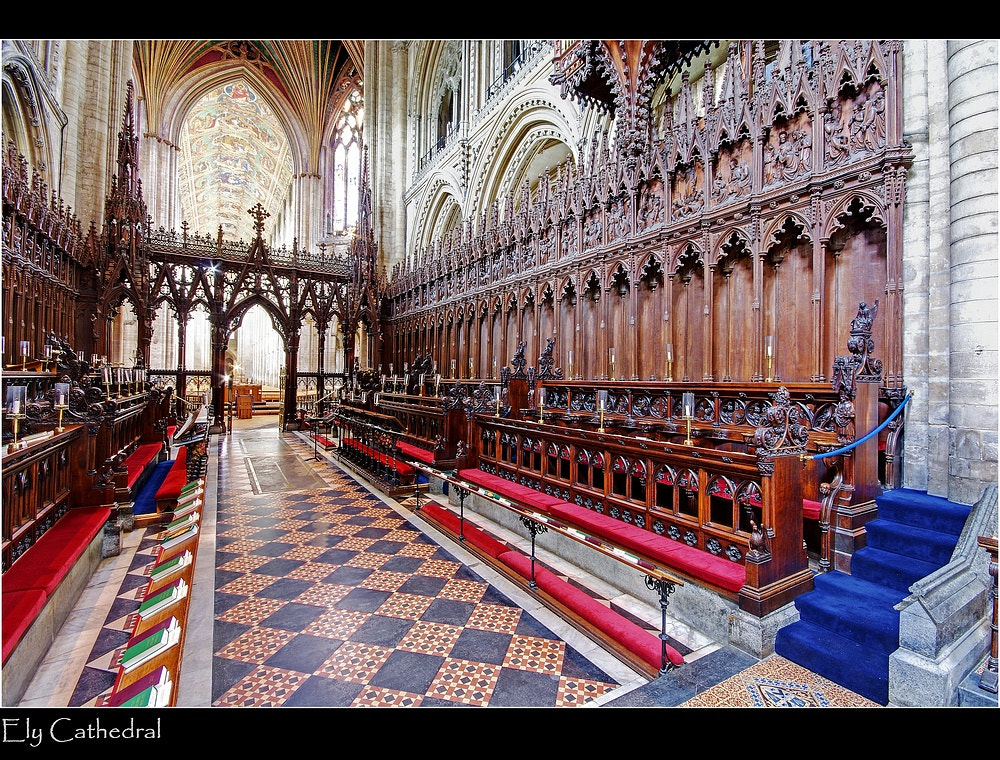 Photograph Ely Cathedral by Rog Brown on 500px