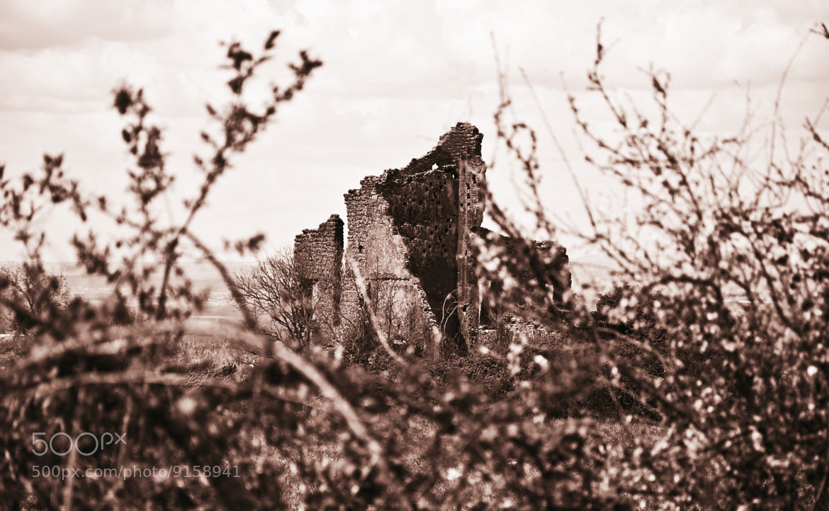 Photograph Ruins by Chiara Rossi on 500px
