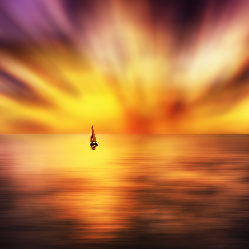 Photograph Sailing forever... by Heaven Man on 500px
