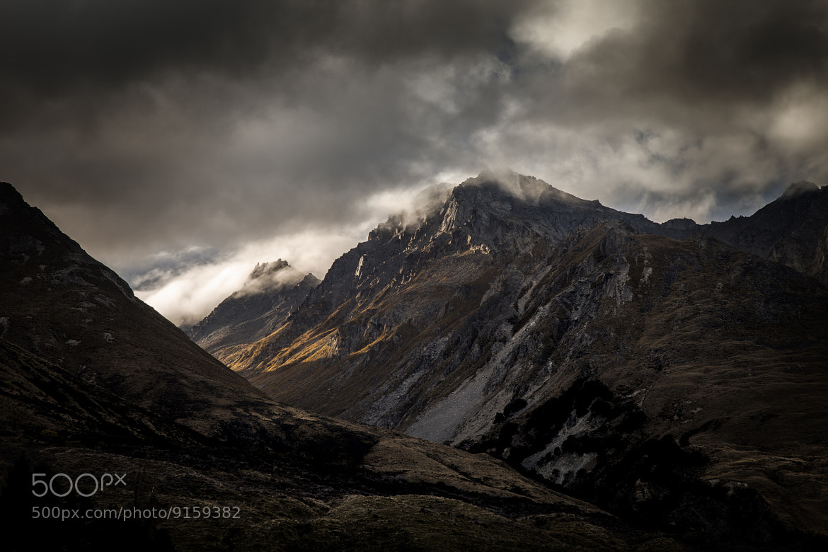 Photograph Middle Earth by Nathan Kaso on 500px