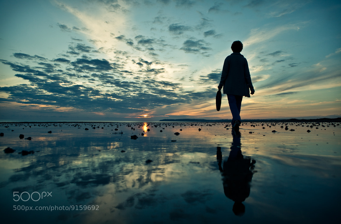 Photograph Towards the sunset by Ula Petersen on 500px