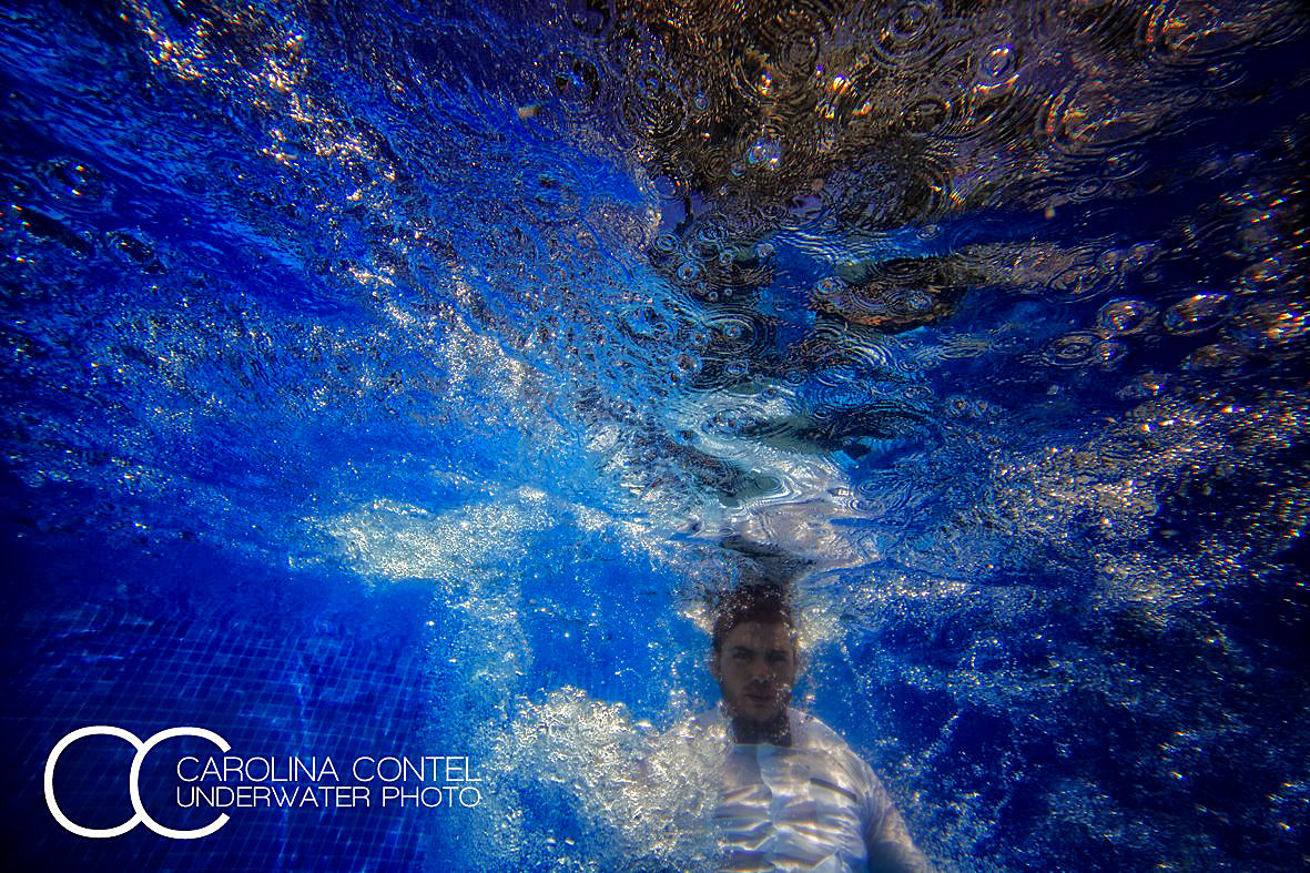 Photograph Underwater Boy. by Carolina Contel on 500px