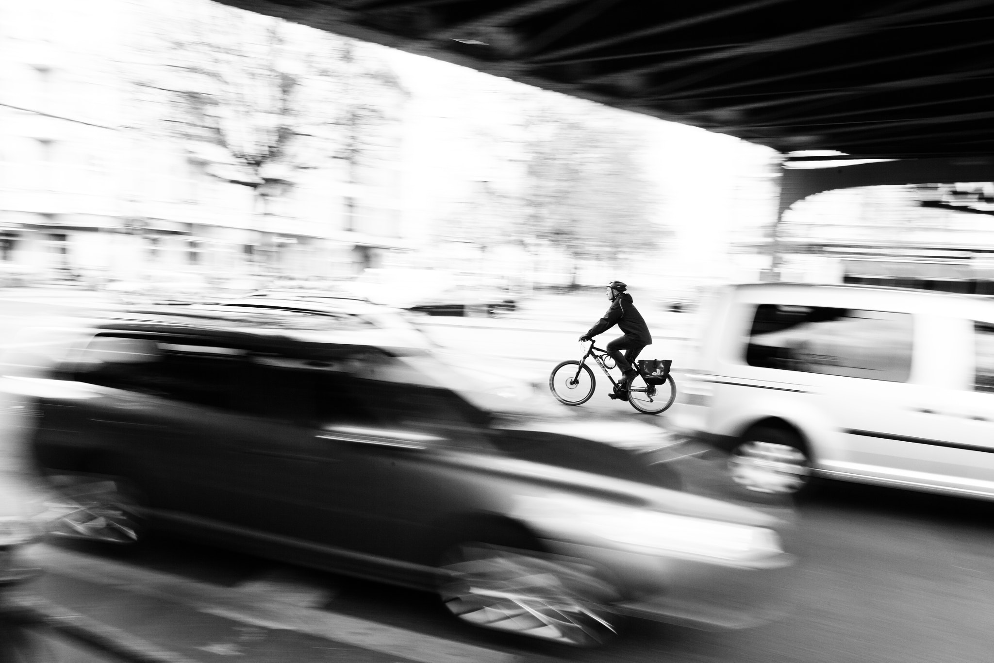 Photograph speed of the city by Christian Müller on 500px