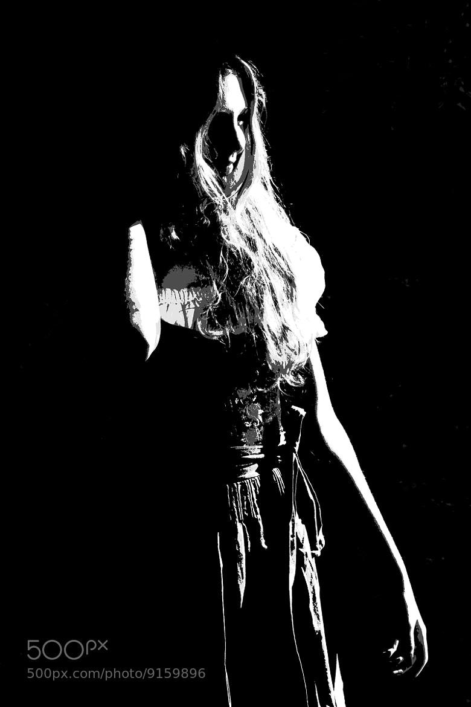 Photograph Ein Licht in der Nacht by Kilian Süsselbeck on 500px