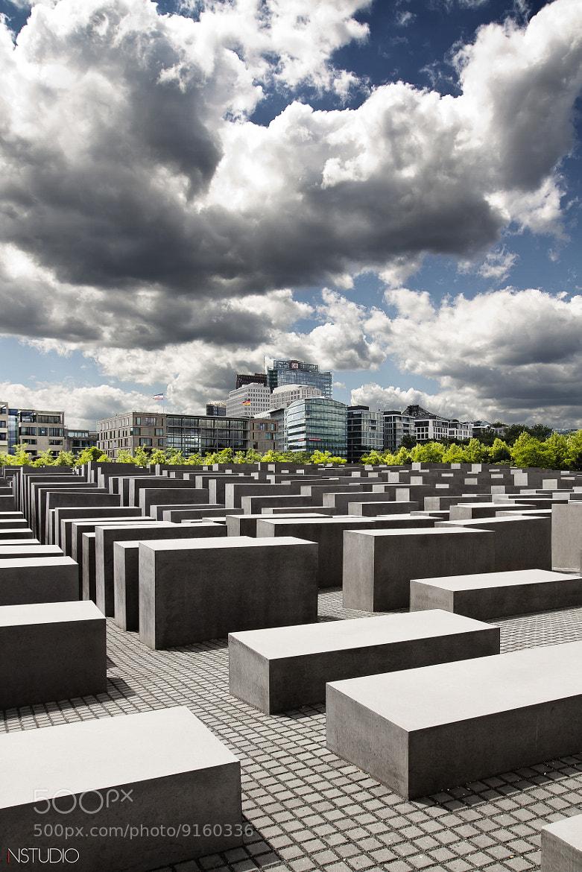 Photograph Berlin - Holocaust Memorial I by NSTUDIO PHOTO on 500px