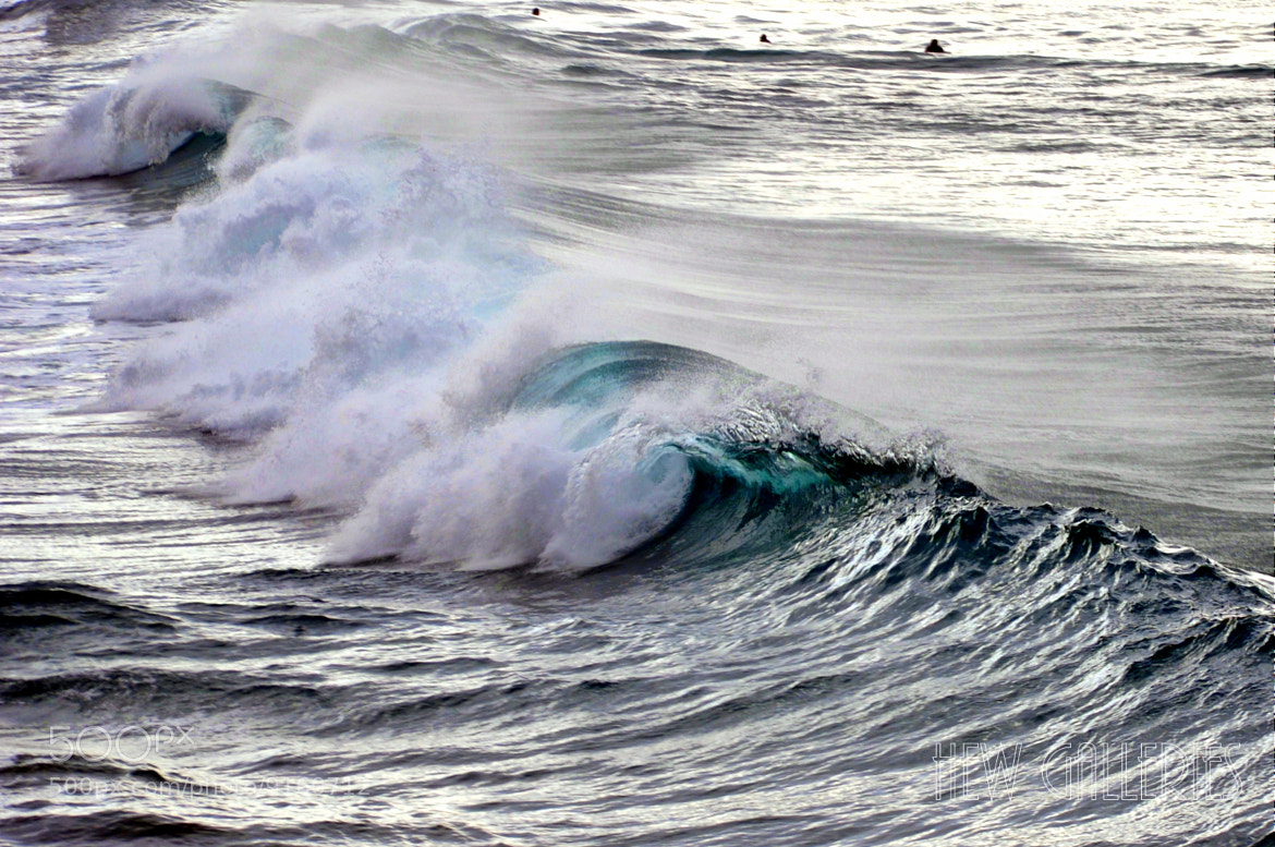 Photograph Waves by Chye Hew on 500px