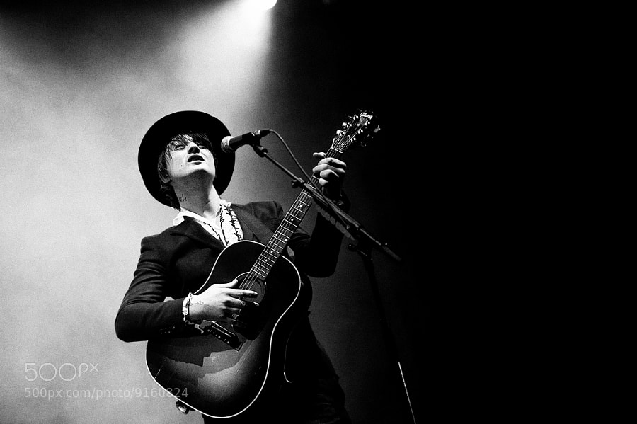 Photograph Peter Doherty - Solo by Hervé Dapremont on 500px