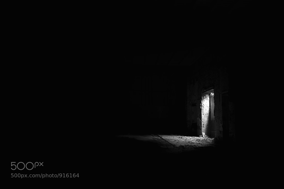 Photograph Alone In The Dark by Luiz Sartori on 500px