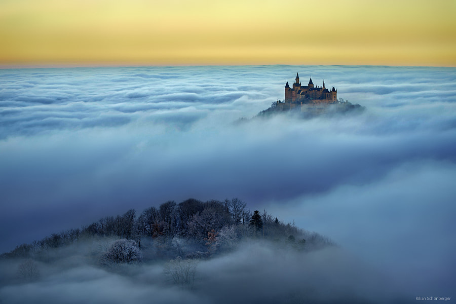 Photograph The Floating Castle by Kilian Schönberger on 500px