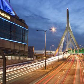 Zakim Bridge by Aaron Mello (amello)) on 500px.com