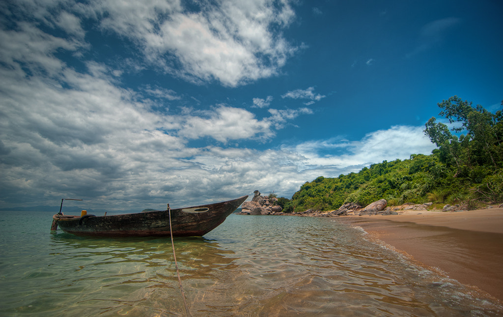 Photograph Cham island beach by Sergio Carbajo on 500px