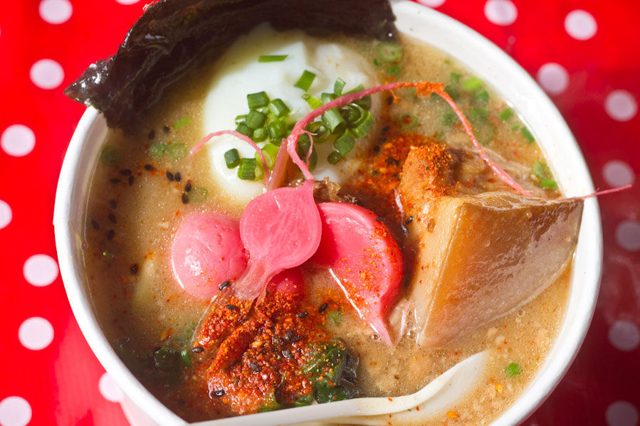 Photograph Hapa Ramen by Broderick Smylie on 500px