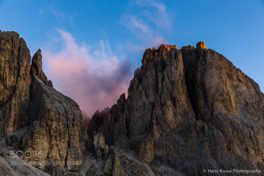 This photo was shot during the Dolomites West September 2014 photo workshop.