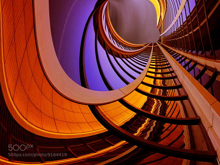 Photograph Architectural Fantasies by Marzena Wieczorek on 500px