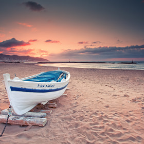 Sitges Beach (Spain) by Eric Rousset (eric-rousset)) on 500px.com