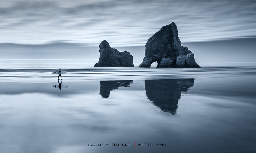 Wharariki dream by Carlos M. Almagro  on 500px.com