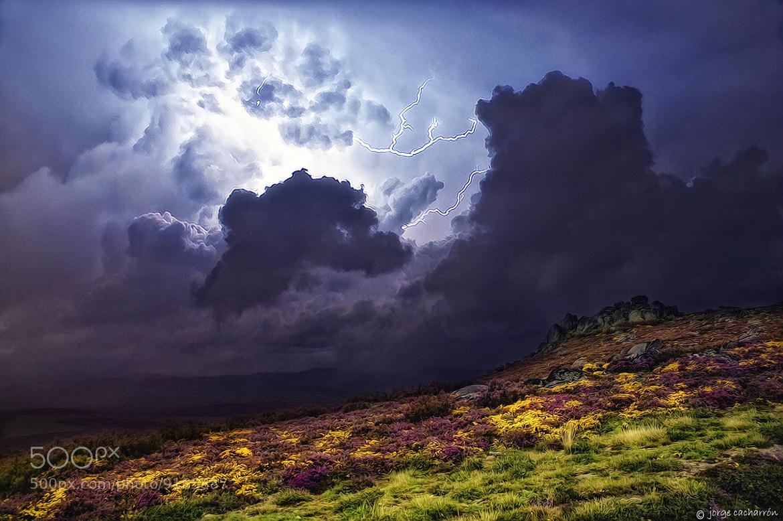 Photograph La tormenta by Jorge Cacharrón on 500px