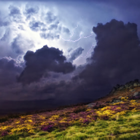 La tormenta by Jorge Cacharrón (xurxo)) on 500px.com