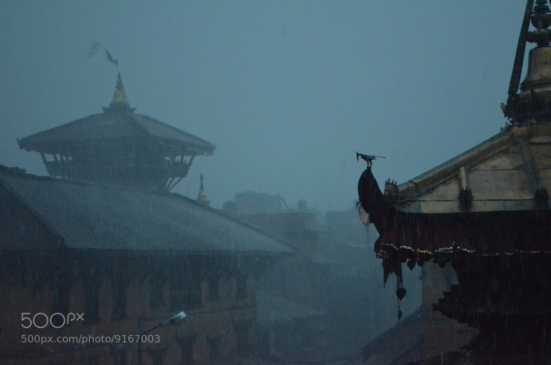 Photograph Raining at Tachpal by bipin karmacharya on 500px