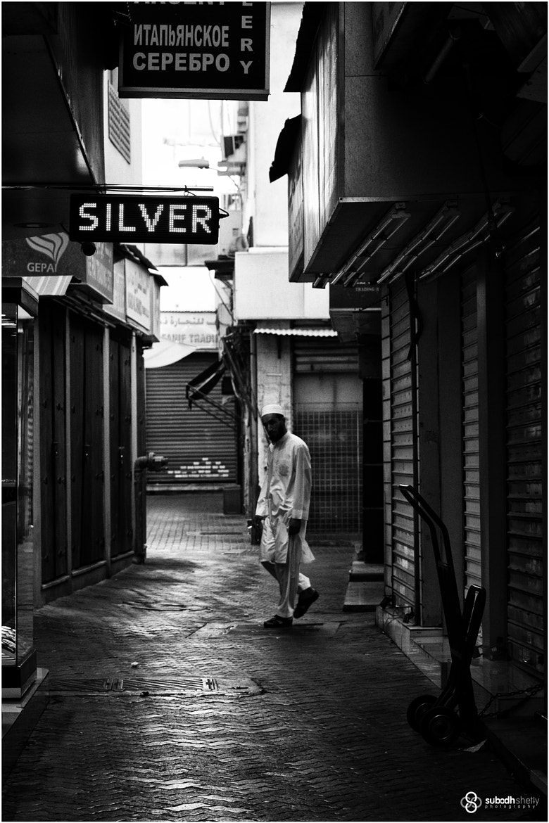Photograph 'Silver' Street | Street Photography by Subodh Shetty on 500px