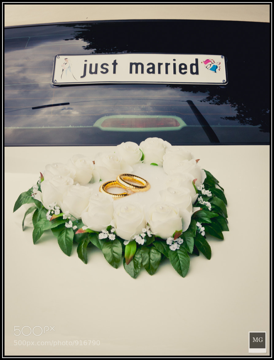 Photograph Just married by Marco Guerreiro on 500px