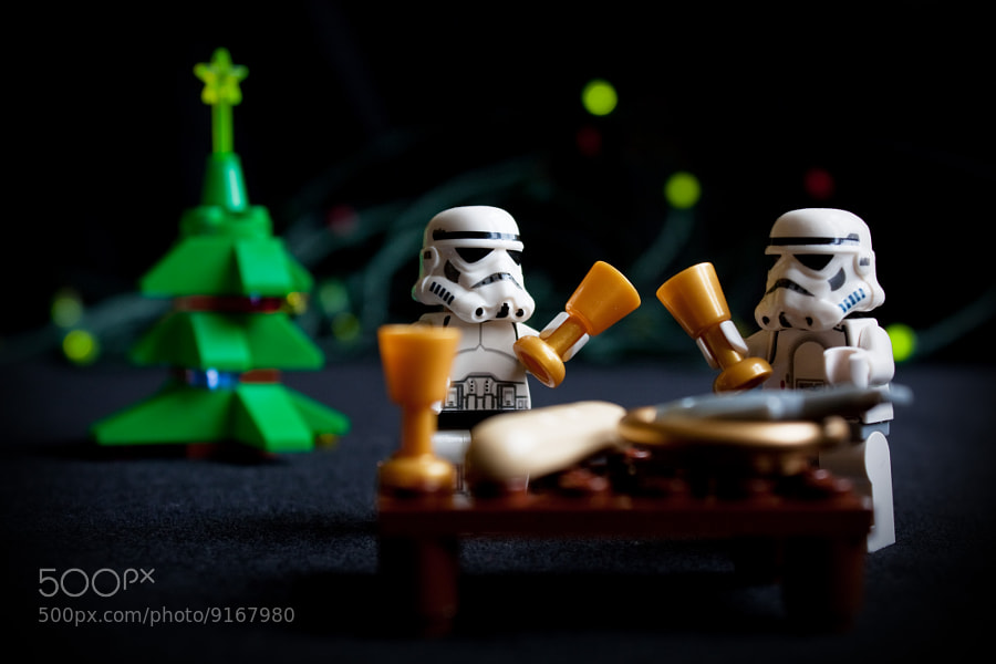 Photograph Christmas Stormtroopers by DollyArt on 500px