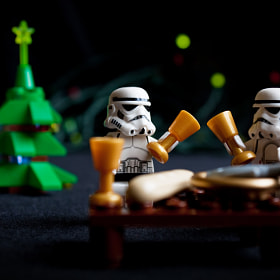 Christmas Stormtroopers by DollyArt ) on 500px.com