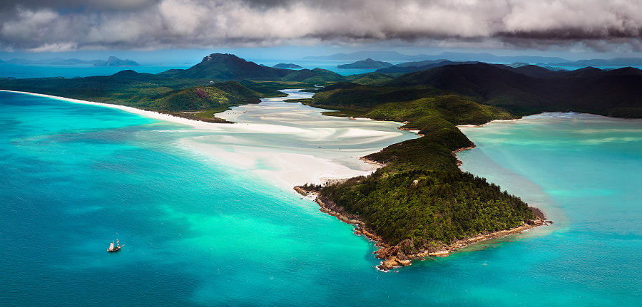 Photograph Hill Inlet by Bruce Hood on 500px