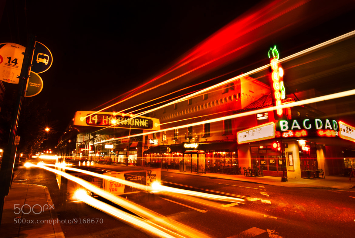 Photograph Bus 14 by Kirk DuBose on 500px