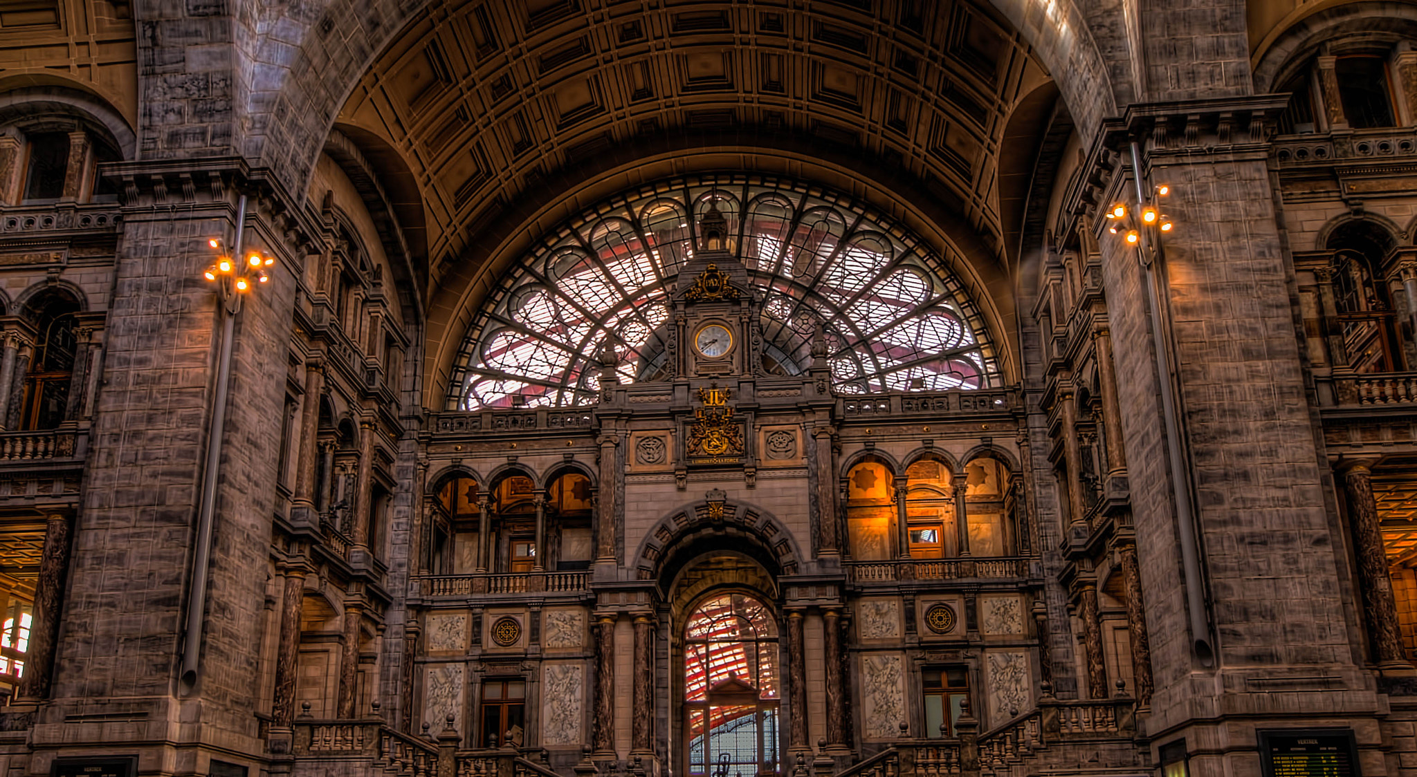 Photograph Central Station Antwerp by René Ladenius on 500px