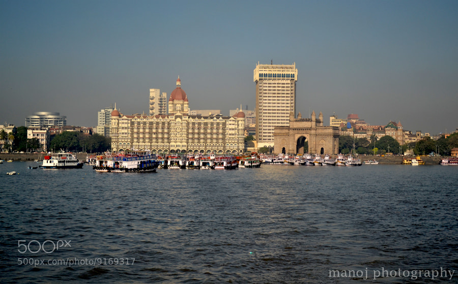 Photograph Mumbai by manoj  sarkar on 500px