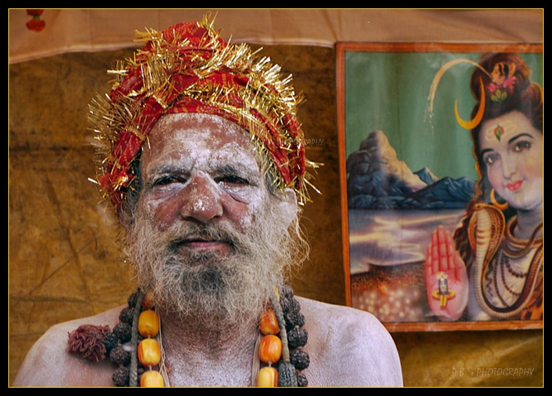 Photograph The Sadhu. by PRASUN BISWAS on 500px
