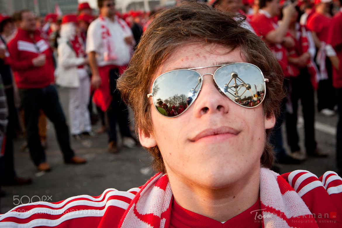 Photograph KVK supporter by Tom Brinckman on 500px