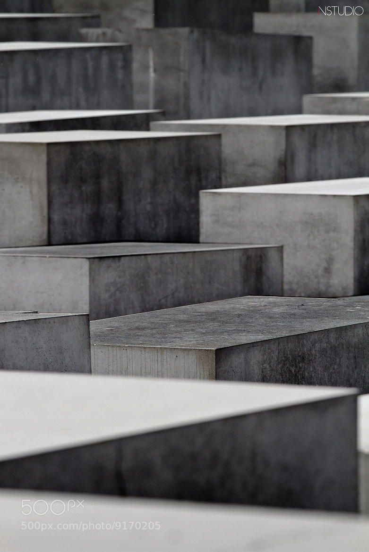 Photograph Berlin - Holocaust Memorial II by NSTUDIO PHOTO on 500px