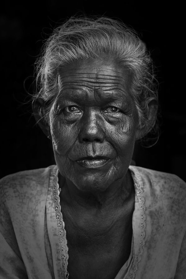 Old Woman by Mohammed Al Sulaili on 500px.com