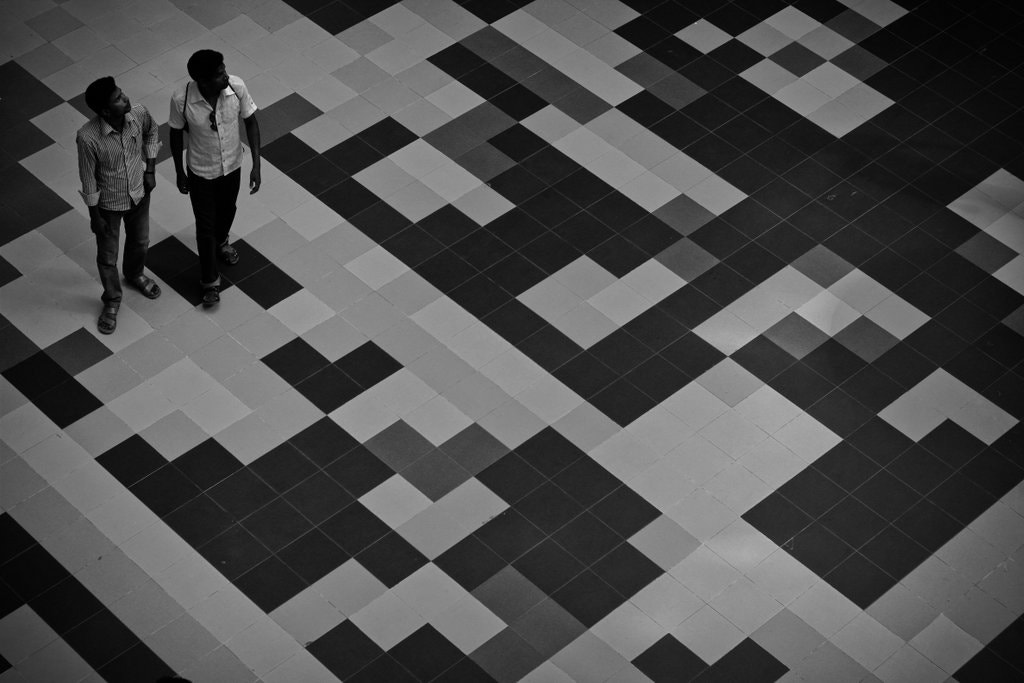 Photograph The maze by Huzzatul  Mursalin on 500px