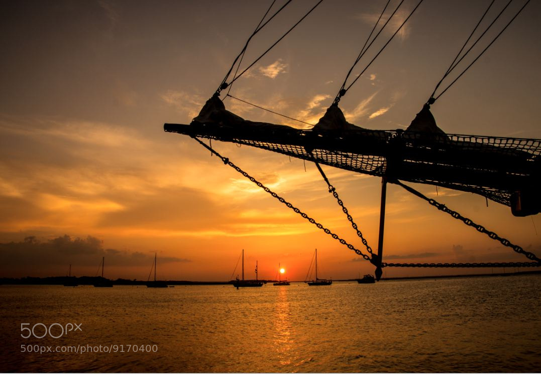 Photograph Tall Ship by Roberta Przy on 500px