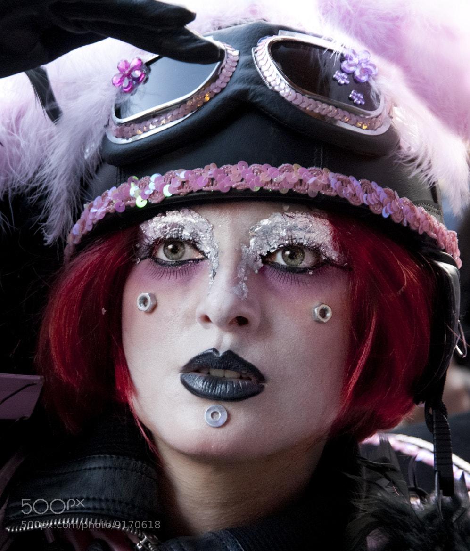 Photograph Venice Carnavale by Roberta Przy on 500px