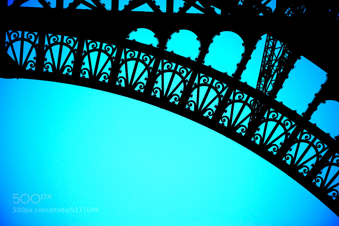 Photograph Eiffel Tower by Harender Saroha on 500px