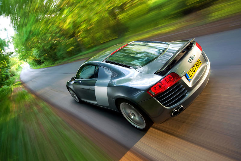 Photograph Audi R8 by Steve Hall on 500px