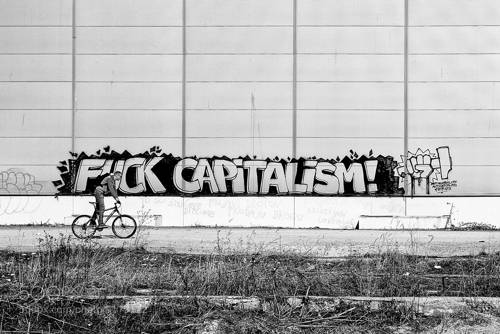 Photograph Something about capitalism by Krunoslav Nevistic on 500px