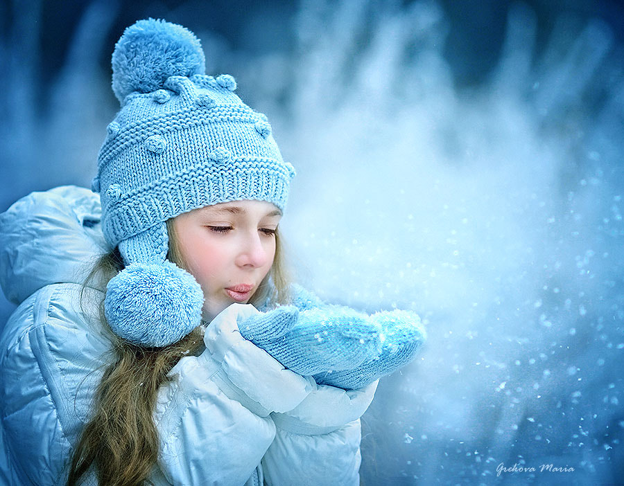 Winter by grekovamashulya on 500px.com