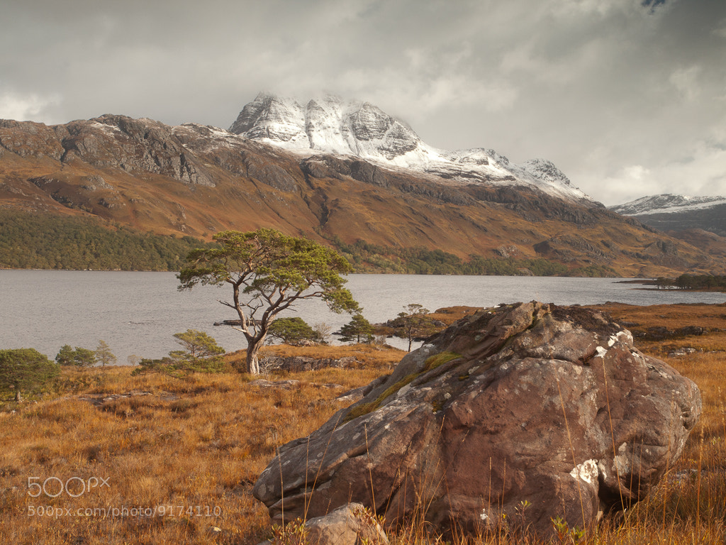 Photograph Slioch by Keith Muir on 500px